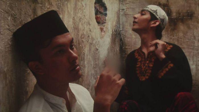 Foto Nicholas Saputra dalam Film -film Indonesia