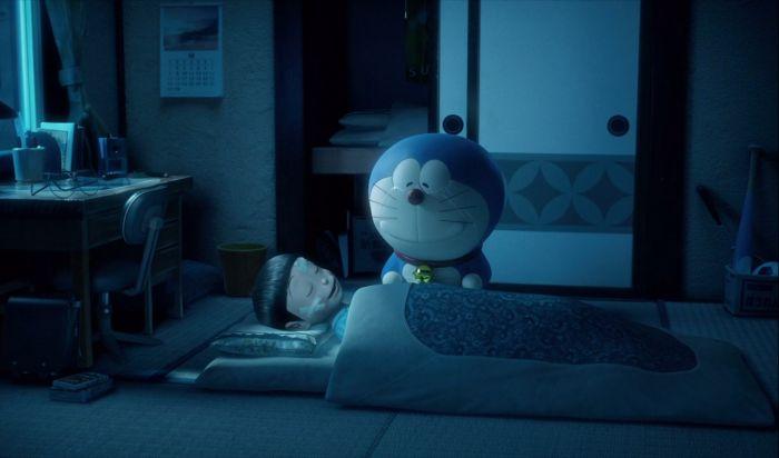 Teori Ending Kartun Doraemon