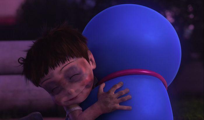 Adegan Sedih Kartun Doraemon