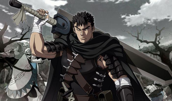 Karakter Anime dengan Workout Paling Dahsyat
