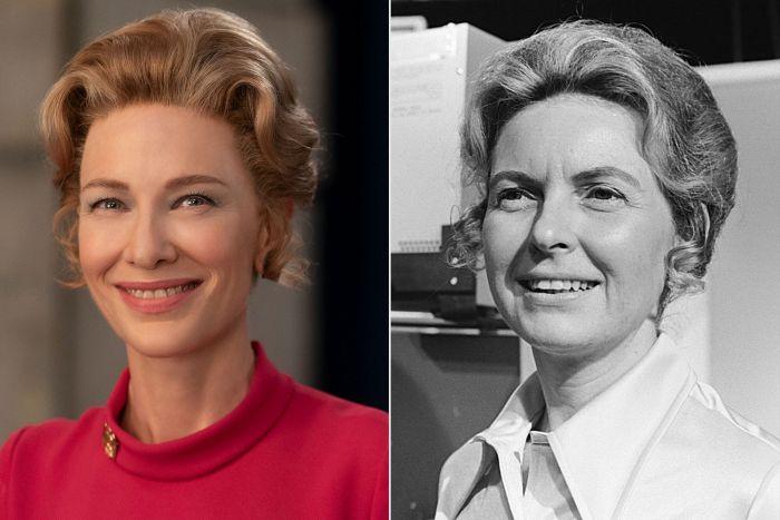 Cate Blanchett dalam Mrs.America