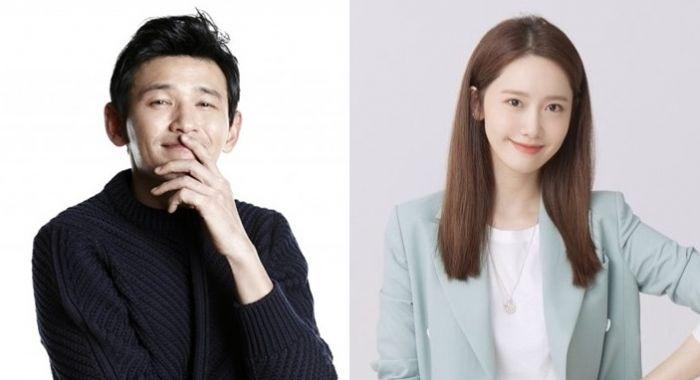 Hwang Jung-min dan Yoona
