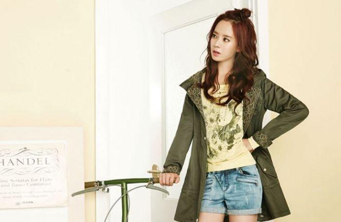 Profil Song Ji-hyo