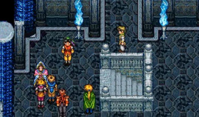 Ratusan pilihan karakter dan bangunan jadi corak di game Suikoden.