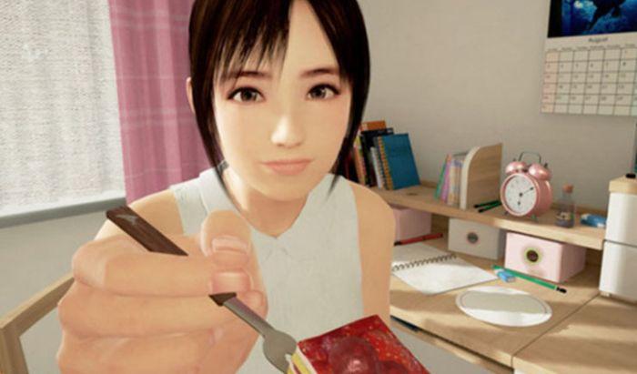 Gameplay Symmer Lesson, game VR eksklusif PlayStation yang mengundang kontroversi.