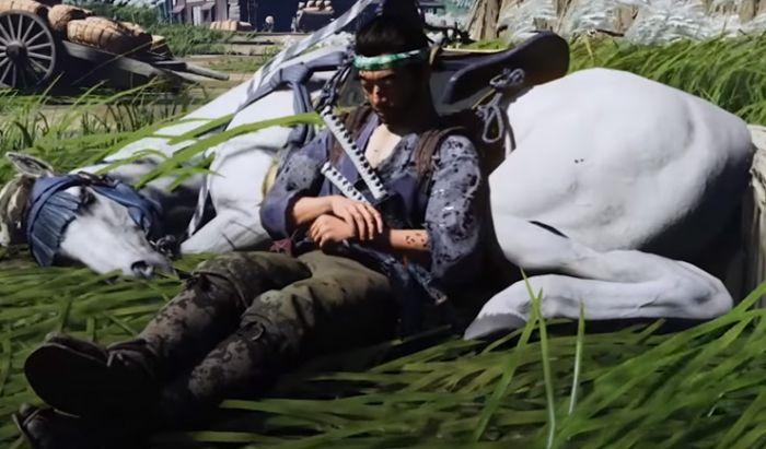 Kuda jadi sosok soulmate bagi setiap samurai.