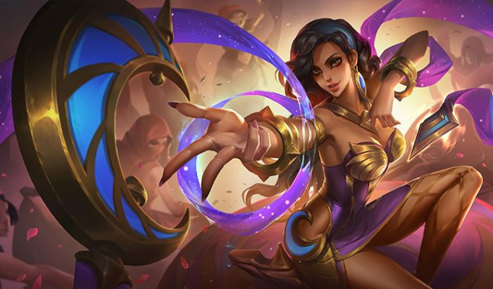 Esmeralda Hero Mage Mobile Legends.
