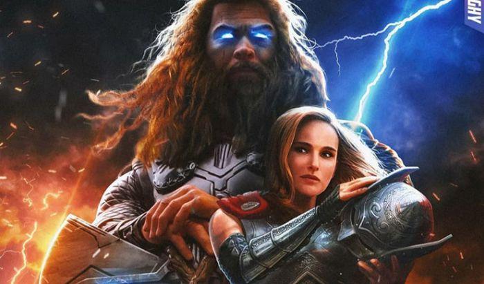 Natalie Portman Bocorkan Jadwal Syuting Thor: Love and Thunder