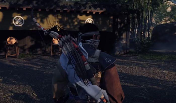 Bagi samurai Jepang, teknik memanah juga wajib dikuasai.