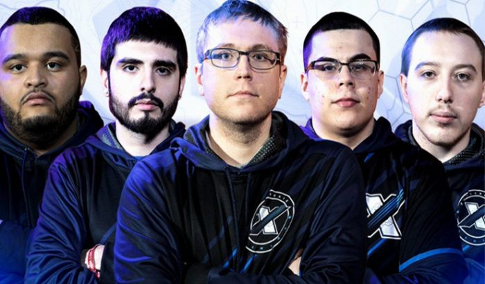 Roster Excelerate Gaming.