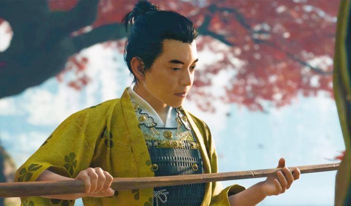 Jin Sakai muda