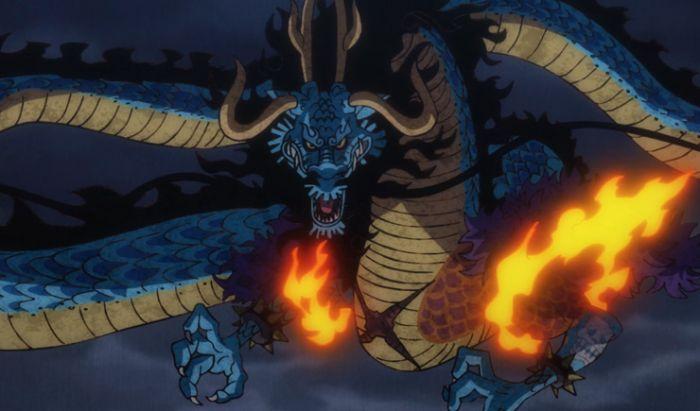 Di One Piece, diceritakan jika Kaido selalu menang di pertarungan satu lawan satu.