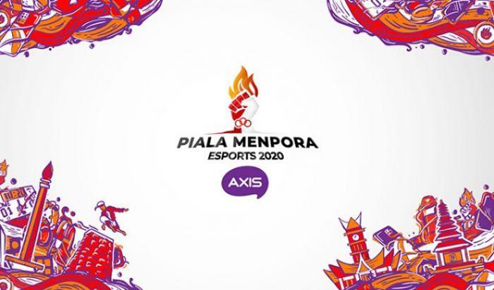 Piala Menpora Esports 2020 AXIS.