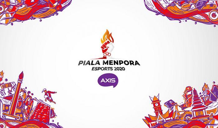 Segera daftarkan tim kalian untuk jadi yang terbaik di Piala Menpora Esports 2020 Axis!