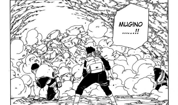 Fakta Mugino, Jonin Anime Boruto yang Rela Berkorban