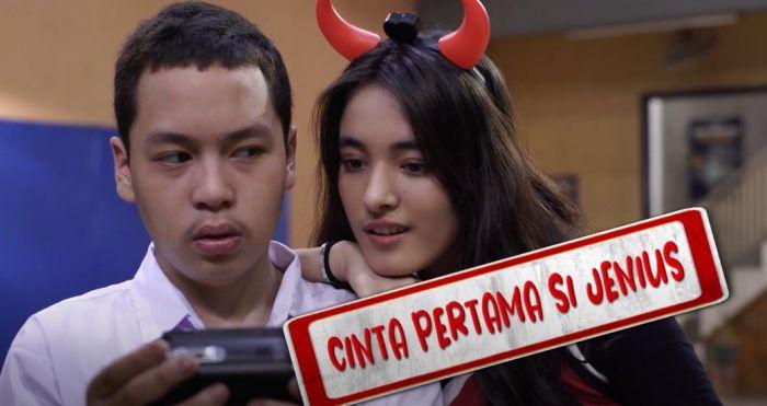 Serial Loncat Kelas dibintangi oleh Mawar Eva de Jongh dan Fatih Unru