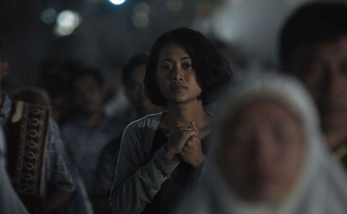 Putri Ayudya sebagai Aida di Film Mudik.