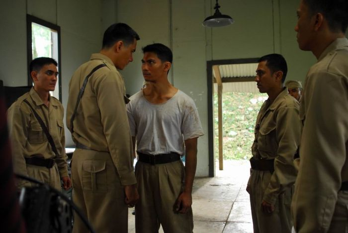 Film Indonesia Tema Perang.
