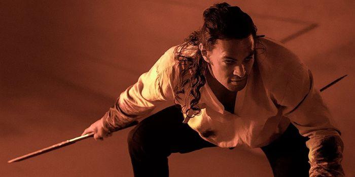 Jason Momoa dalam film Dune