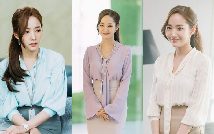 Aktris yang Jadi Ikon Fashion di Drama Korea