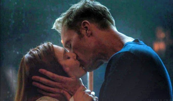 Adegan Ciuman Film Marvel