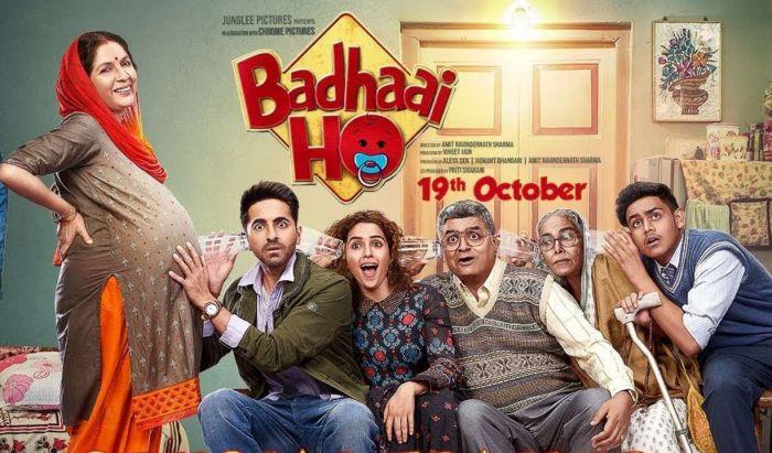 Film India Badhaai Ho
