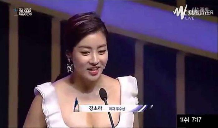 Fakta Kang So-ra Menikah