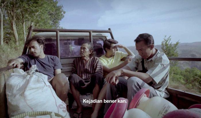 Review Film Ziarah (2016)