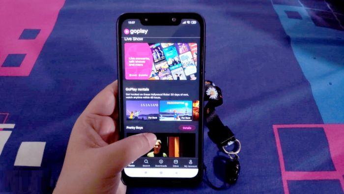 Nikmati Nobar di Rumah dengan GoPlay Rental