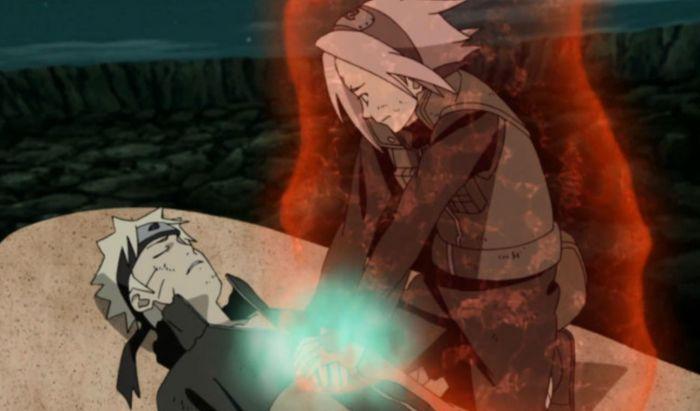 Anime Naruto Sakura Bukan Beban