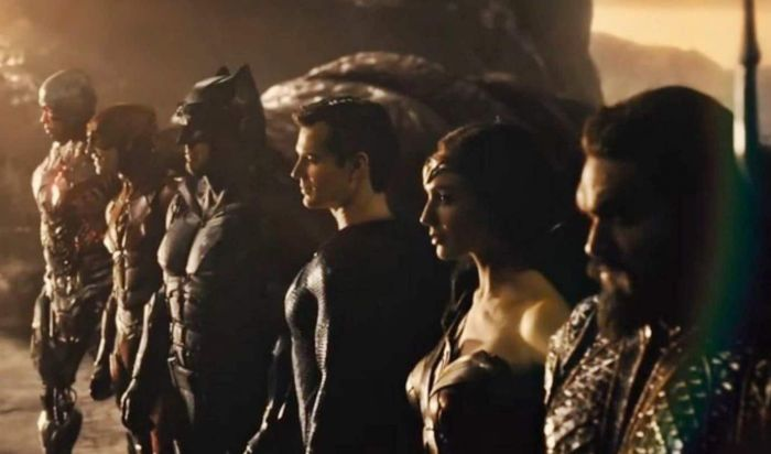 Trailer Justice League Snyder Cut