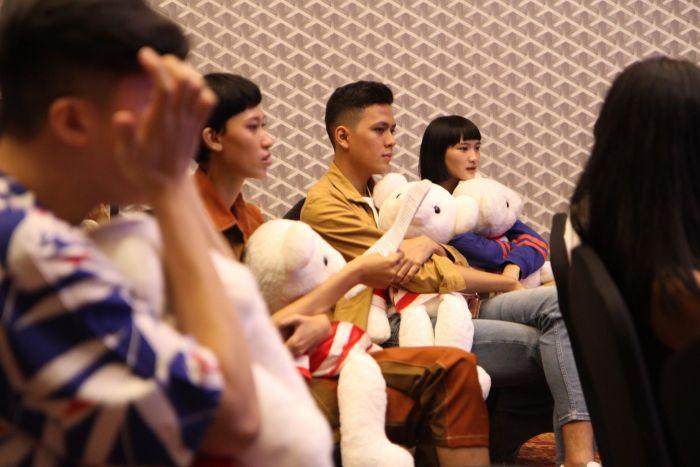 Para Finalis di The Search for Jakarta Fashion Week 2021 Icons: A Web Series.