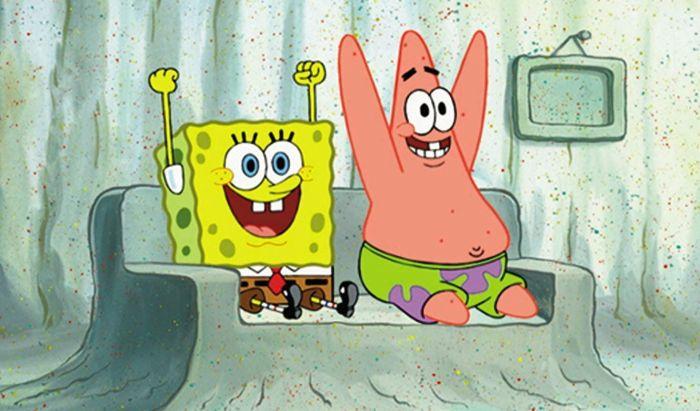 Serial Patrick Star Kartun SpongeBob Squarepants