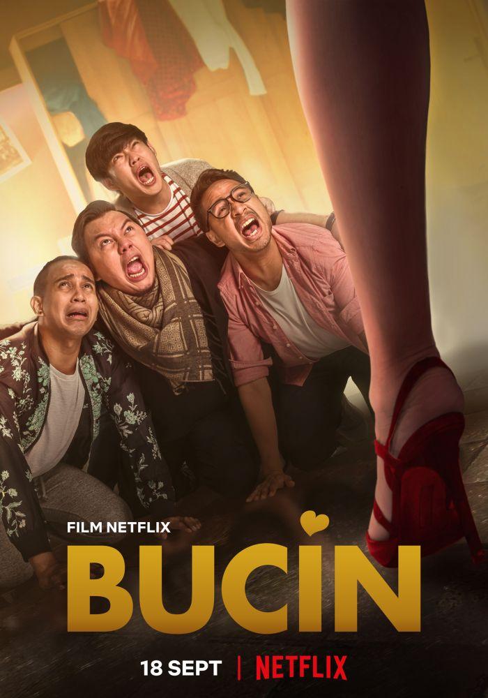 Film Bucin Tayang di Netflix
