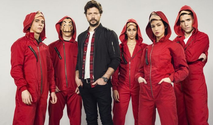 Netflix Akhiri Serial Money Heist pada Season 5