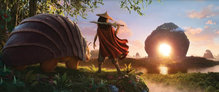 First Look Raya and the Last Dragon, Film Disney Rasa Asia Tenggara