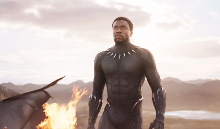 Skenario Gantikan Chadwick Boseman di Film Black Panther 2.