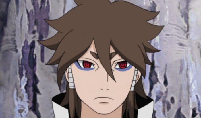 Anggota Klan Otsutsuki Anime Naruto