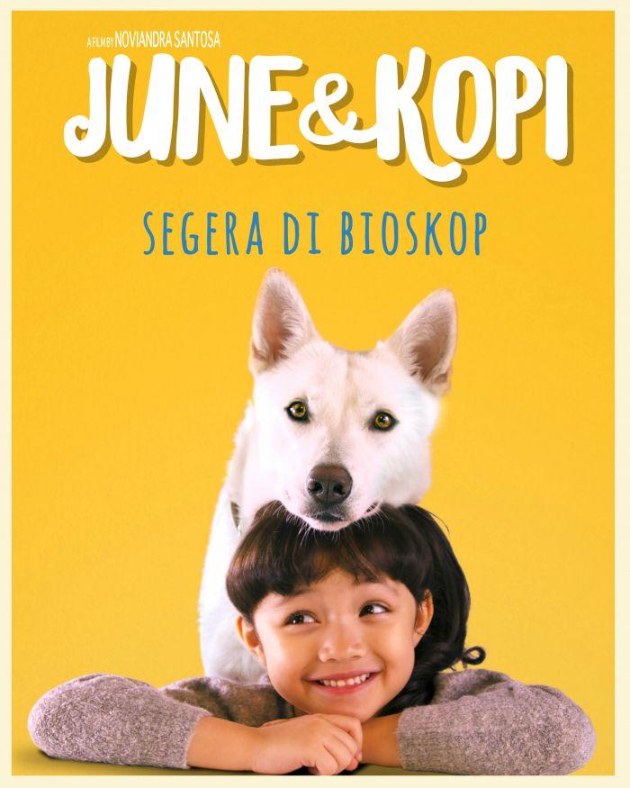 Film Indonesia June dan Kopi
