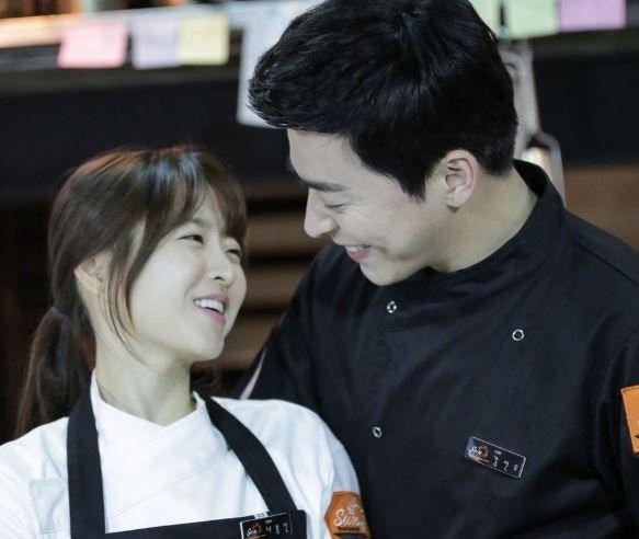 Park Bo-young dan Jo Jung-suk