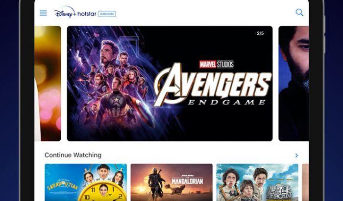 Inilah Harga Berlangganan Disney+ Hotstar di Indonesia!
