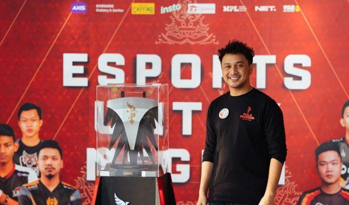 Giring Ganesha selaku Ketua Penyelenggara Piala Menpora Esports 2020 AXIS. Dok. KINCIR.