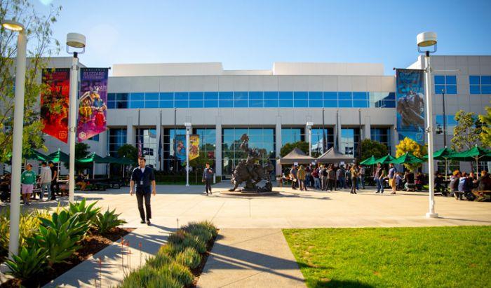Kantor Blizzard yang berlokasi di Santa Monica, California, Amerika Serikat.