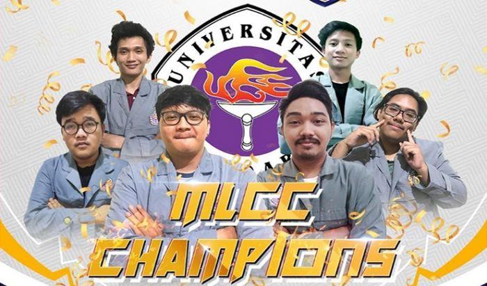 Skuad MLCC Universitas Gunadarma. Dok. MLCC.
