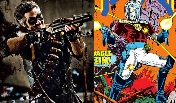 Fakta Peacemaker, Karakter John Cena di The Suicide Squad