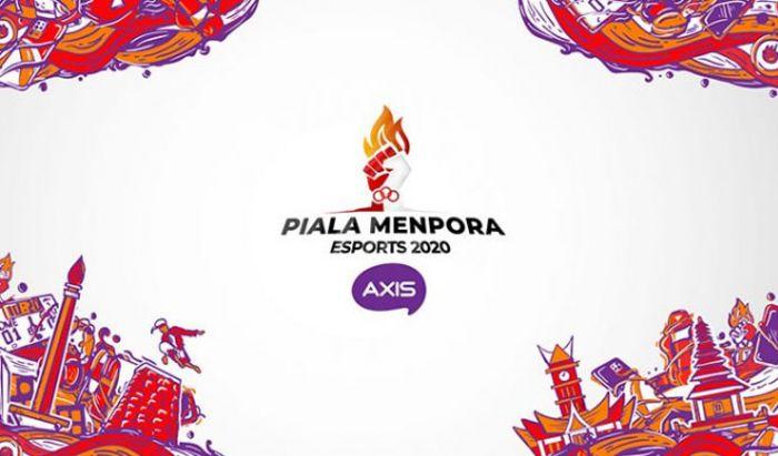 Segara daftarkan tim kalian untuk berlaga di Piala Menpora Esports 2020 AXIS