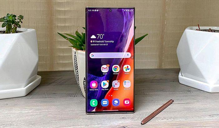 Samsung Galaxy Note20.