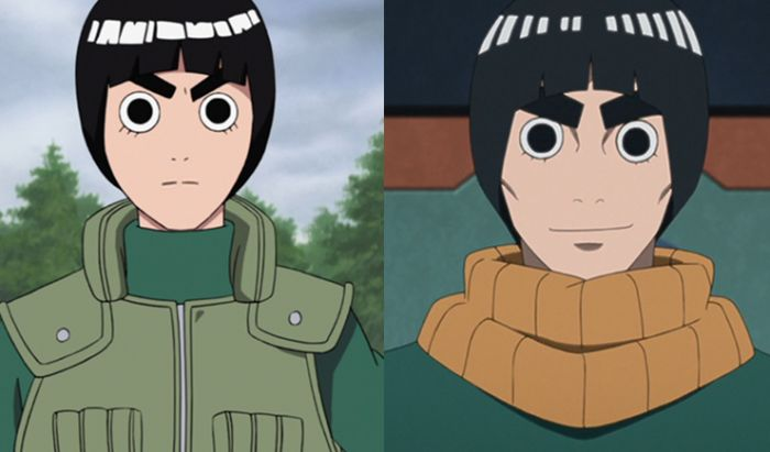 Karakter Anime Naruto yang Penampilannya Bikin Pangling di Boruto