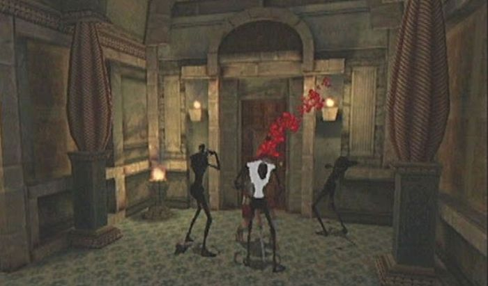 Game Eternal Darkness terkenal sangat mengerikan berkat scoring yang mencekam.