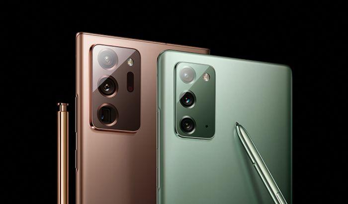 Samsung Galaxy Note20 Series. Dok. Samsung Indonesia